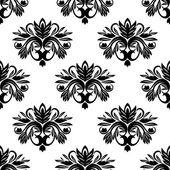 Vintage damask seamless pattern — Stockvektor
