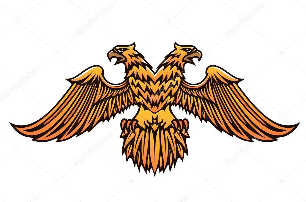 Русский орел рисунок