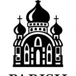 Parish church illustration — Stock Vector #47466155