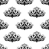 Ornamental seamless pattern — Vecteur