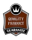 знак качества продукта — Cтоковый вектор