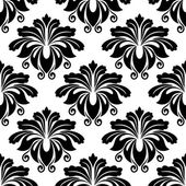 Bold dainty floral seamless pattern — Stock Vector