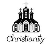 宗教的な寺院 — ストックベクタ