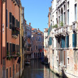 Royalty-Free Stock Photo: Narrow canal in Venice