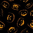 Halloween seamless — Vettoriali Stock