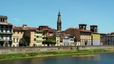 Florence panorama — Wideo stockowe