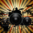 Royalty-Free Stock Imagen vectorial: Musical