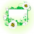 Floral background — Stock Vector #13248597