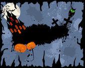Happy halloween — Stockvektor