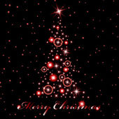 Kerstmis — Stockvector