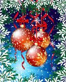 クリスマス — Stock vektor