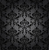 Damask Seamless — Stockvector