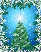 Christmas — Stockvektor
