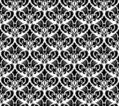 Damask seamless pattern — Vecteur