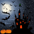Feliz Halloween — Vector de stock