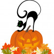 Happy halloween — Vector de stock #33304859