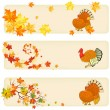 Thanksgiving day — Stock Vector #34696435
