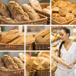 Stock Photo: Womchoose Fresh baked bread