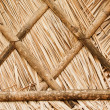 Stock Photo: Straw pattern