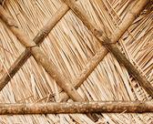 Straw pattern — Stock Photo
