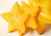 Carambola - star fruit — Foto Stock