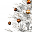 Stock Photo: Artificial christmas pine tree