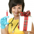 Stock Photo: Medical doctor