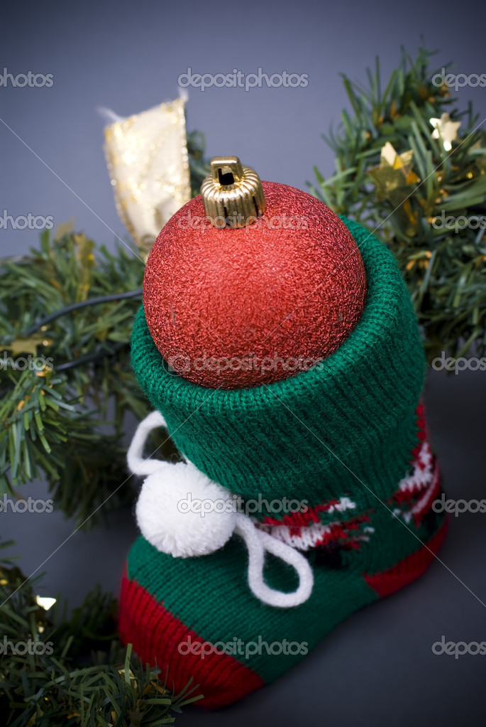 Christmas ornament  — Stock Photo #19304961