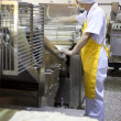 Bread-making factory - Stock Photo