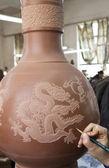 Kinesisk konst — Stockfoto