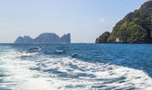 PP Island in Thailand, — Stock Photo