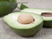 Reasonable avocado — Stock Photo
