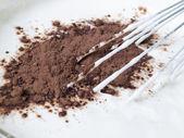 Mélange de cacao — Photo