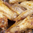 Juicy wings — Stock Photo