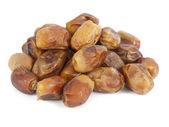 Heap of dates — Stock Photo