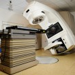 Stock Photo: Linear Accelerator at hospital