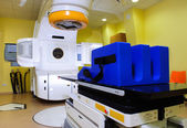Rradiotherapy technology — Stock Photo