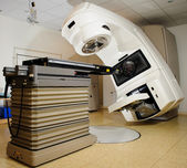 Linear Accelerator at hospital — Stock Photo