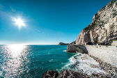Finale Ligure seaside, Italy — Stock Photo