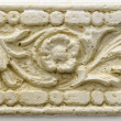 Carved stone decoration — Stock Photo #20082999