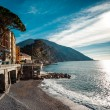 Italian seaside — Stock Photo
