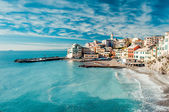 View of Bogliasco. — Stock fotografie