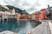 View of Vernazza. Italy — Stock Photo