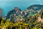 View of Riomaggiore. — Stock Photo