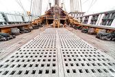 Détail de galeone navire neptune — Photo