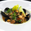 Mussel stew — Stock Photo #22455109