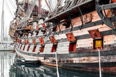 Galeone neptune fartyg — Stockfoto