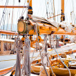 Yacht rigging — Stock Photo #24930779