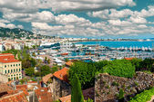 Cannes, France — Stockfoto