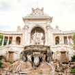 The Palais Longchamp, monument of Marseille, France — Stock Photo